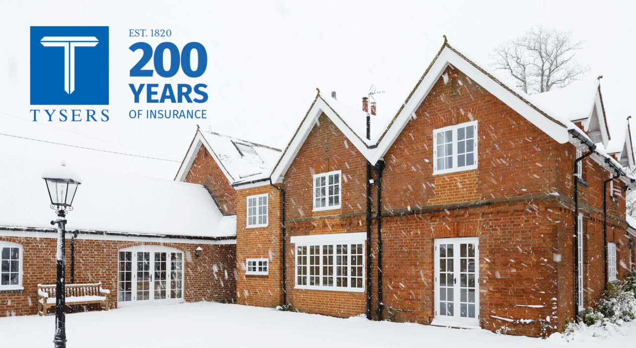 Tysers Insurance Brokers | Winter Household Tips – Frozen Pipes